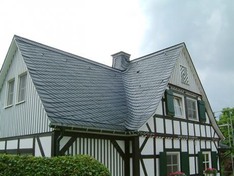 Ein neues Dach